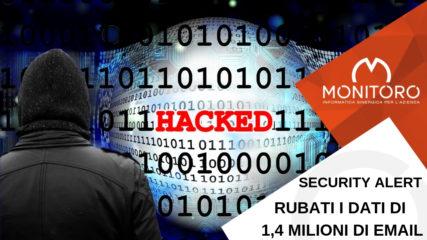 Libero e Virgilio, hacker 24enne ruba i dati di 1,4 milioni di account email