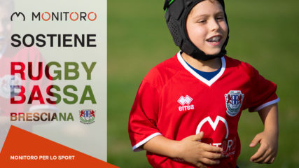 Monitoro sostiene A.S.D. Rugby Bassa Bresciana