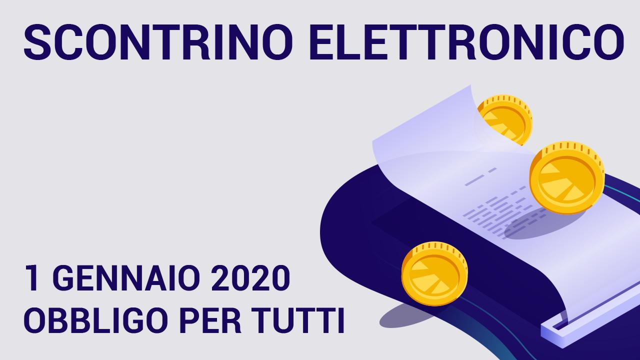 Scontrino Elettronico: Contributo fino a 250€ sull'acquisto di un nuovo registratore di cassa