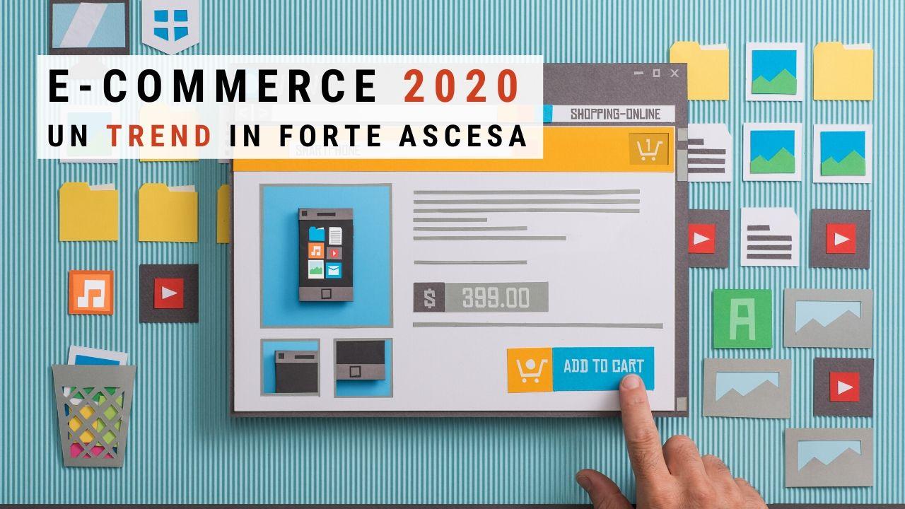 Vuoi unirti all'ascesa degli e-commerce nel 2020?