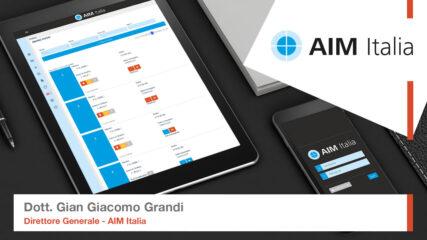 AIM Italia - Creazione APP smartphone monitoro