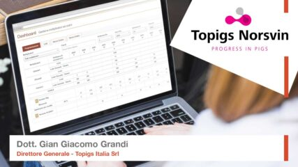 Topigs norsvin - software custom - monitoro srl